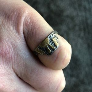 Jewelry - 🌞STERLING NATIVE AMERICAN RING🌞